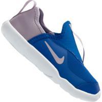 Tênis Para Bebê Nike Lil Swoosh - Baby - Azul/Roxo Cla
