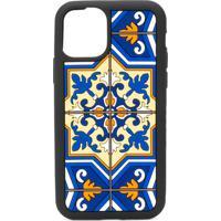 Dolce & Gabbana Capa Para Iphone 11 Com Estampa - Preto