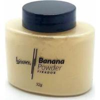 Pó Banana Powder Luisance 32G - Unissex-Incolor