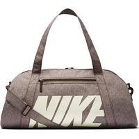 Bolsa Nike Gym Club Feminina - 30 Litros - Unissex-Marrom