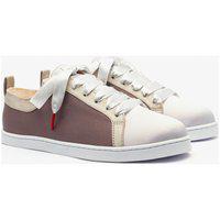Sneaker Twins For Peace - Boubou Silk Cinza Claro