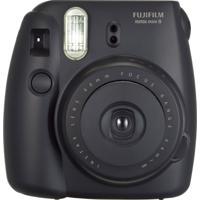Câmera Instantânea Fujifilm Instax Mini 8 Preto