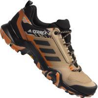 Tênis Adidas Terrex Ax3 - Masculino - Marrom Cla/Preto
