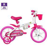 Bicicleta Caloi Cecizinha Aro 12 - Feminino