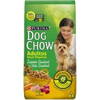 Ração Para Cães Dog Chow Adultos Raças Pequenas 3Kg