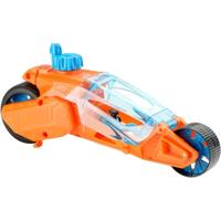 Carrinho Hot Wheels - Speed Winders - Twisted Cycle - Laranja - Mattel - Masculino