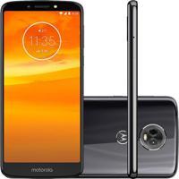 Usado Smartphone Motorola Moto E5 Plus 16Gb 2Gb Ram Nacional Grafite (Muito Bom)