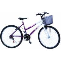 Bicicleta Aro 26 Onix Mtb 18M Convencional - Unissex