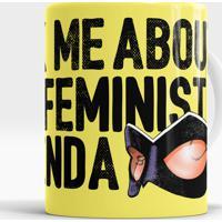 Caneca Feminist Agenda