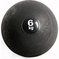 Slam Ball 6Kg Bola Medicine Funcional Crossfit Yangfit - Unissex