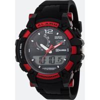 Relógio Masculino Xgames Xmppa270 Bxpx Analógico/Digital 10Atm