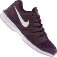 Tênis Nike Air Zoom Prestige Hc - Feminino - Vinho