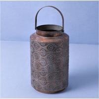 Luminária Kandar Cor: Bronze - Tamanho: Único