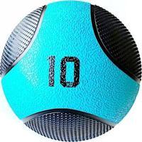 Bola De Arremesso Medicine Ball 10 Kg Liveup Pro - Unissex