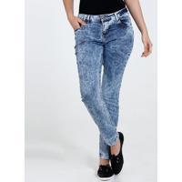 Calça Juvenil Jeans Stretch Marisa