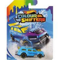 Carrinho Hot Wheels Colour Shifters - Nitro Tailgater - Mattel