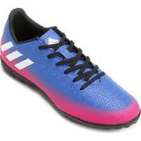 aaa307cbf6 Netshoes  Chuteira Society Adidas Messi 16 4 Tf - Unissex