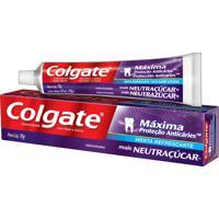 Creme Dental Colgate Máxima Proteção Anticáries Mais Neutraçucar 70G