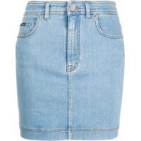 Dolce & Gabbana Minissaia Jeans Azul