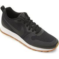 Tênis Nike Md Runner 2 Masculino - Masculino-Preto