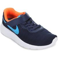 Tênis Infantil Nike Tanjun Velcro Masculino - Masculino-Marinho
