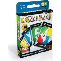 Jogo De Cartas Can Can - Grow - Kanui