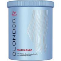Wella Blondor Multi Blond Pó Descolorante Dust Free 800G - Unissex-Incolor