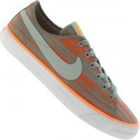 Tênis Nike Primo Court - Masculino - Cinza