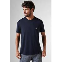 Camiseta Reserva Esporte Basica - Masculino-Preto