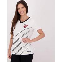 Camisa Umbro Athletico Paranaense Ii 2019 Feminina - Feminino