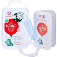 Aspirador Nasal Para Bebês Aspirar Baby 1 Unidade