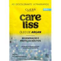 Descolorante Care Liss Óleo De Argan 8G
