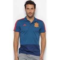 Camisa Polo Espanha Adidas Masculina - Masculino 6aee2ea1c3fbc