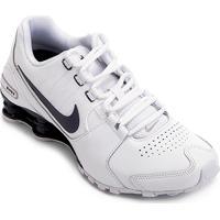 ef9a087d2e6 ... sweden netshoes tênis couro nike shox avenue ltr masculino masculino  4a5ce 49d58