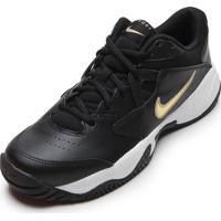 Tênis Nike Court Lite 2 Preto