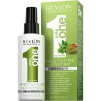 Leave In Revlon Uniq One All In One Green Tea 150Ml - Unissex-Incolor