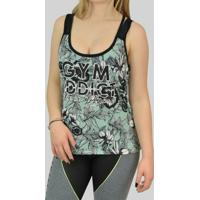 Regata Colcci Fitness Gym Addict - Feminino