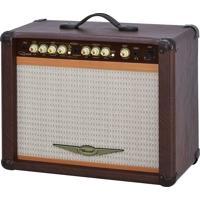 Amplificador Para Guitarra Oneal Ocg-200N-Mr 1 Af 10Pol 60W Marrom