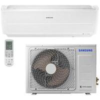 Ar Condicionado Digital Inverter Wind Free Samsung Com 12.000 Btus, Quente E Frio Branco - Ar12Nspxbwkxaz
