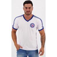 Camisa Bahia 1988 Masculina - Masculino-Branco