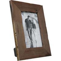 Porta-Retratos Photo Frame 1 Foto 13X18 Imbuia Kapos 20X25