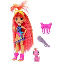 Boneca Cave Club Emberly E Flaire - Mattel
