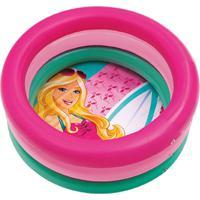 Barbie - Praia Piscina Fashion Pequena 68L - Fun Divirta-Se - Multicolorido - Menina - Dafiti