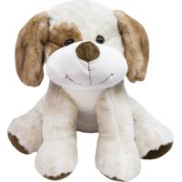 Pelúcia Minas De Presentes Cachorro Marrom