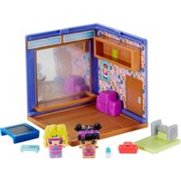 Playset E Mini Figura - My Mini Mixieq'S - Academia De Ginástica Roxa - Mattel - Feminino