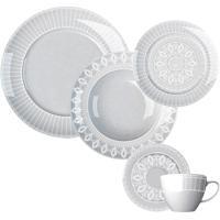 Aparelho De Jantar 20 Peças Palace - Germer - Branco