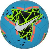 Bola De Futebol De Campo Nike Pitch - Azul/Azul Esc