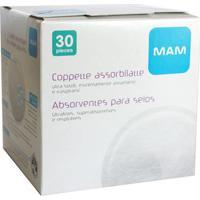 Absorventes Para Seios (30Pçs) - Mam Mam6030 Absorvente Para Seios (30Pçs)