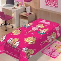 Manta Barbie Fashion Soft Jolitex