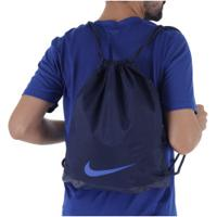 Gym Sack Nike Vapor 2.0 - 12 Litros - Azul Escuro